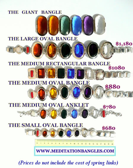 frequency jewelry sizes and pricing information